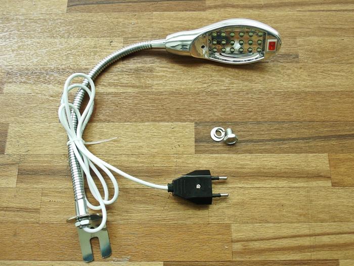 Details about Led Lampe für Nähmaschine Led JS-1